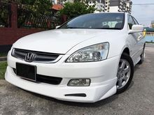 2004 Honda Accord 2.4 VTi-L MUGEN