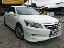 TIPTOP CONDITION -- 2012 Honda Accord 2.4 VTi-L Sedan (A) FACELIFT