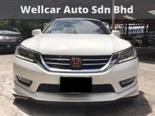 2014 Honda Accord 2.4 VTi-L Sedan(Full Service Record)