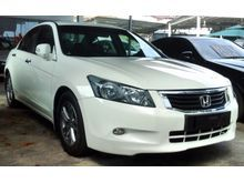 2009 Honda Accord 2.0 VTi-L Sedan