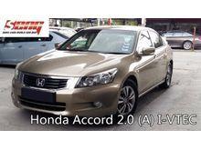 2009 Honda Accord 2.0 (A) I-VTEC