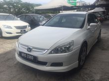 2006 Honda Accord 2.4 VTi-L Sedan SERUPA KERETA BARU , CONFIRM YOU WILL LIKE AFTER YOU SEE CAR, CRAZY CLEAN INTERIOR, MUST VIEW AND BELIEVE, CALL NOW
