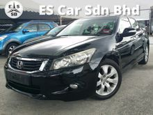 Honda Accord 2.4 (A)1 LAWYER OWNER FULL SERVICES RECORD SUPER CLEAN NICE SPORT RIM
