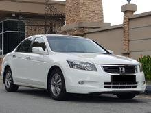 2010 HONDA ACCORD 2.0i (A) I VTEC VTiL HIGH SPEC LOCAL