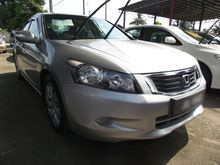 2010 - Honda Accord 2.4 (A) -- WELL MAINTAINED --