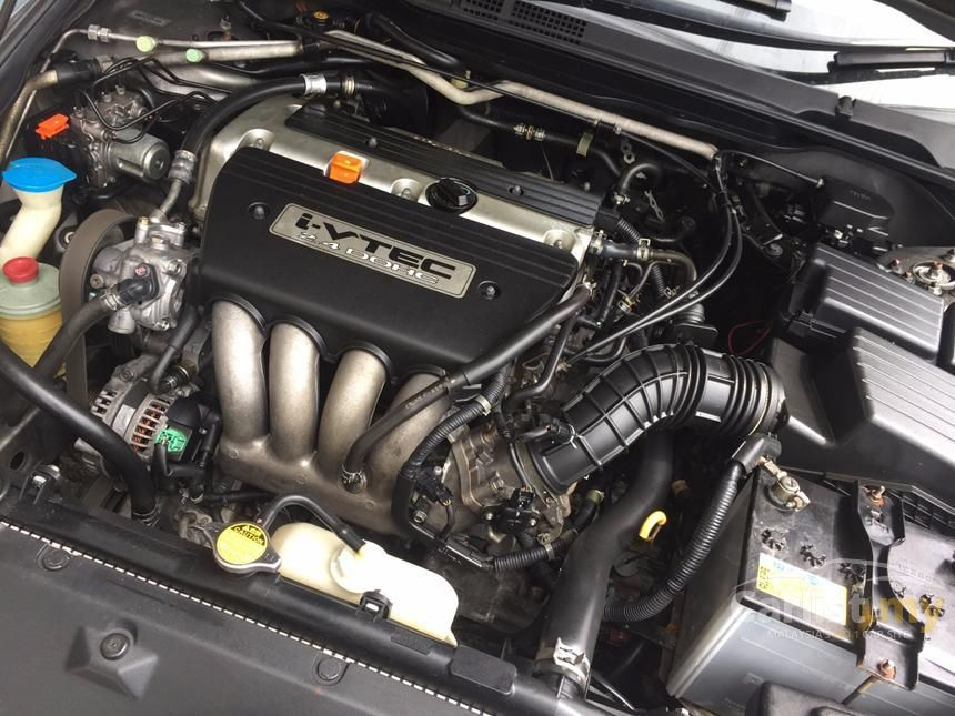2007 Honda Accord VTi-L Sedan