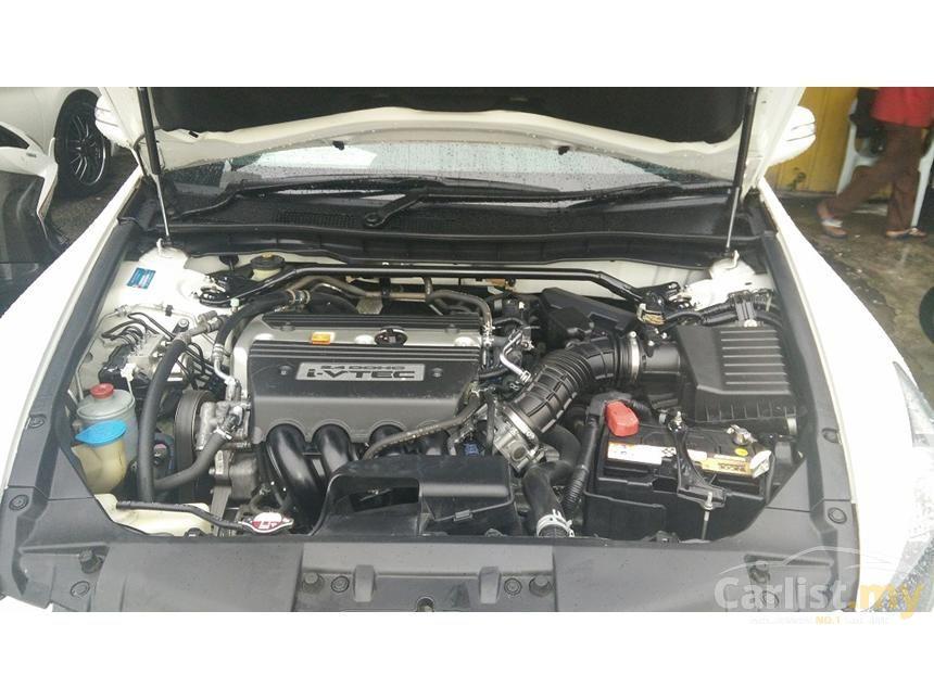 2011 Honda Accord VTi-L Sedan