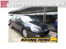 (ACTUAL YR MADE 2OO7)(GST INCLUSIVE)(TIP TOP)(2.4 I-VTEC) HONDA ACCORD 2.4 (POWER SEAT)(2008 MODEL SAME)