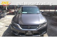 (STOCK CLEARANCE OFFER) (SAVE 25000) (Honda Accord 2.0 VTi-L Sedan) (2014) (MUST VIEW AND GRAB)