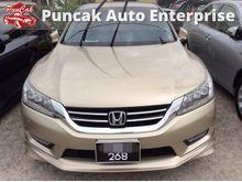 2014 Honda Accord 2.4 VTi-L Sedan