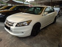 2009 Honda Accord 2.0 VTi-L Sedan