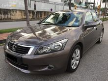 2010 (Dec) Honda Accord 2.4 VTi-L Sedan (Deal With Owner)