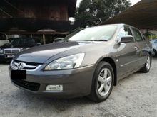 2006 Honda Accord 2.0 VTi (A) **YEAR END CLEARANCE**CALL NOW**