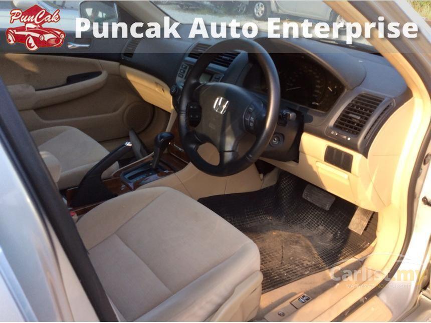 2007 Honda Accord VTi Sedan