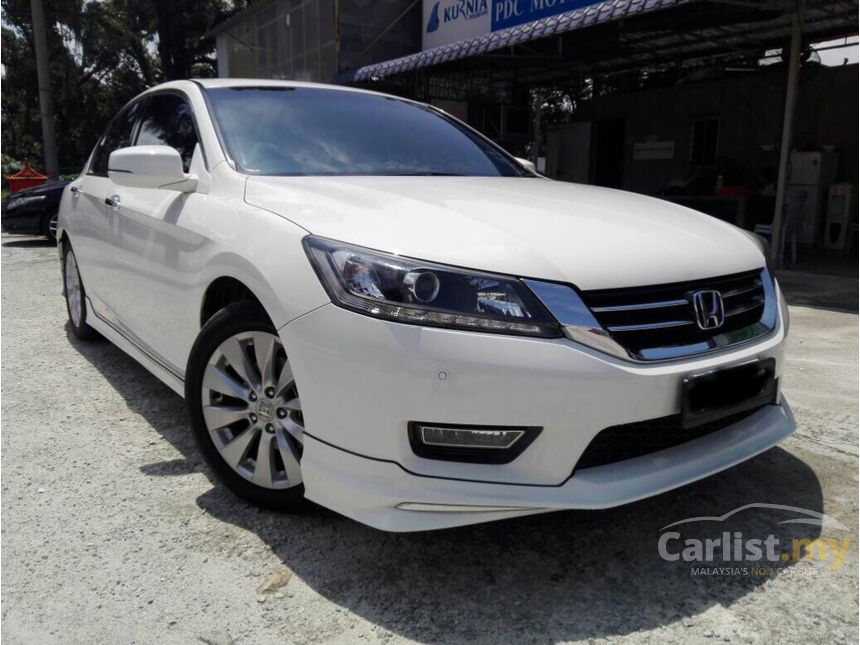 honda accord 2014 vti 2 0 in selangor automatic sedan white for rm 89 800 3806166. Black Bedroom Furniture Sets. Home Design Ideas