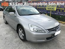 Honda Accord 2.0 VTi-L i-VTEC (A) LEATHER SEAT - EXCELLENT CONDITION - SELLING CHEAP IN 1 MALAYSIA