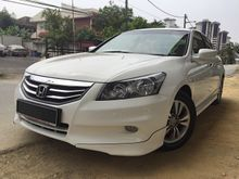 2013 Honda Accord 2.0 VTi Sedan