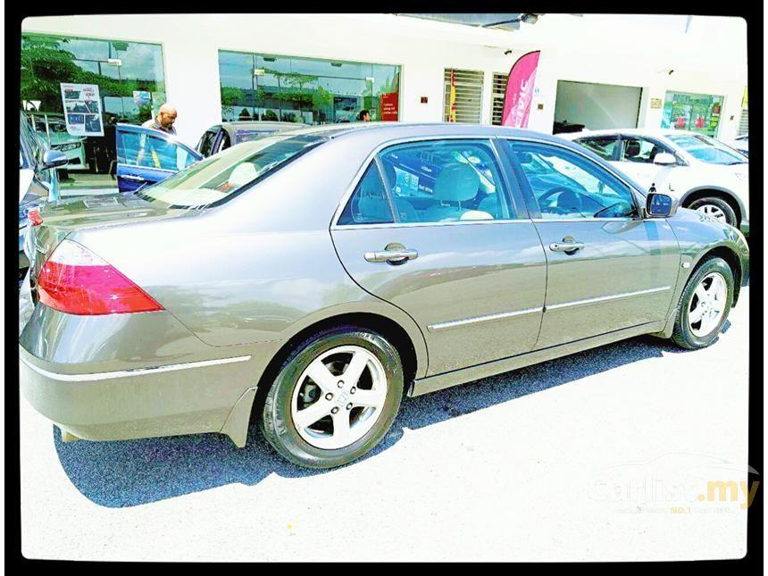2008 Honda Accord VTi Sedan