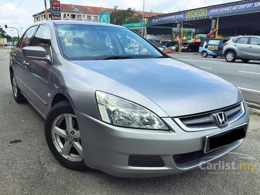 2005 Honda Accord VTi Sedan