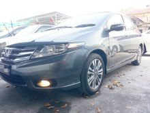 2013 Honda City 1.5 AUTO i-VTEC FULL SPEC