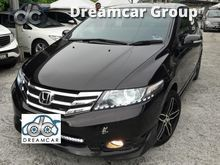 2013 Honda City 1.5 E+ ,Xenon Daylight, New Facelift,VSC,Modulo Kit,Leather seat