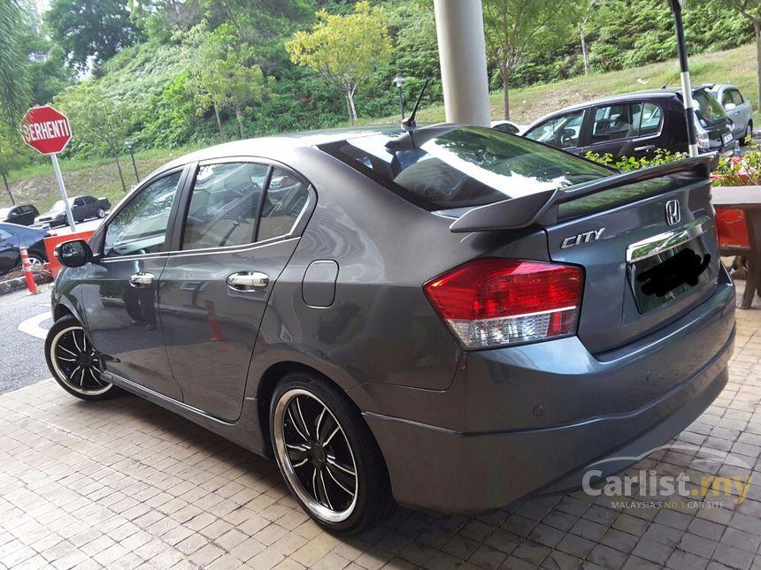 Honda City 2011 E 1 5 In Putrajaya Automatic Sedan Grey For RM 45 000