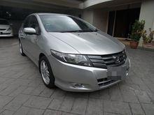 2009 Honda City 1.5 i-VTEC Full Spec (A)