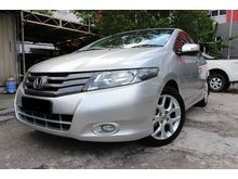 (Genuine Year Make 2OO9)(RMO.OO Down Payment-Full Loan)(Honda City 1.5 E (A) i-Vtec)(Paddle Shift-Full Specs)