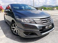 2009 Honda City 1.5 (A) E i-VTEC PADDLE SHIFT, EASY,HIGH LOAN