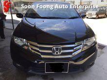 2012 Honda City 1.5 E Sedan