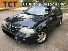 1998 Honda City 1.5 (A) Exi,FULL LEATHER SEAT,FULL SERVICE RECORD