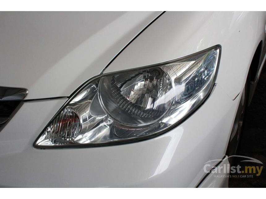 2008 Honda City i-DSI Sedan