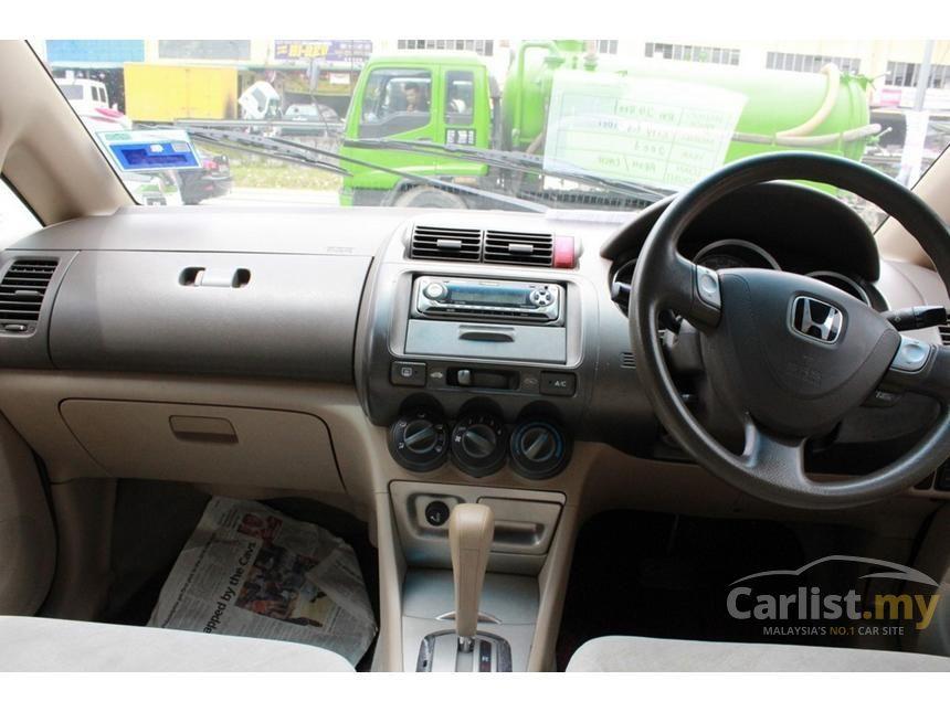 2003 Honda City i-DSI Sedan