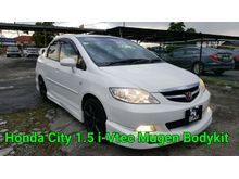 2008 Honda City 1.5 i-DSI Mugen Kit 7 Speed Paddle Shifts