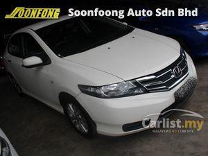 2012 Honda City 1.5 S i-VTEC Sedan (A)