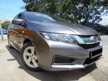 2014 Honda City 1.5 S Sedan