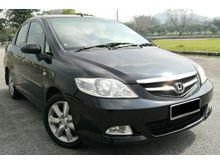 2007 Honda City 1.5 VTEC (A) TIP TOP LADY OWNER LIKE NEW