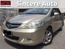 2007 Honda City 1.5 VTEC New Facelift Low Mileage 07