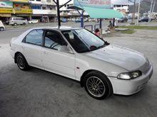 1992 Honda Civic 1.5 EX Sedan
