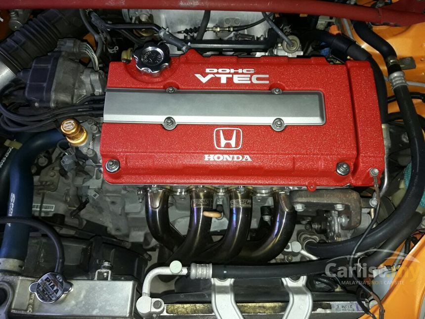 1997 Honda Civic Exi Hatchback