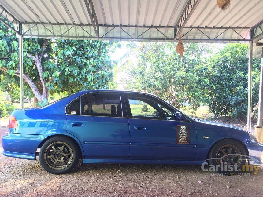 Honda Civic 1997 Exi 1.6 in Selangor Manual Hatchback Blue ...