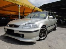 1996 Honda Civic 1.6 (A) V-TEC - ORIGINAL YEAR MAKE - CASH AND CARRY - CALL FOR CONFIRM