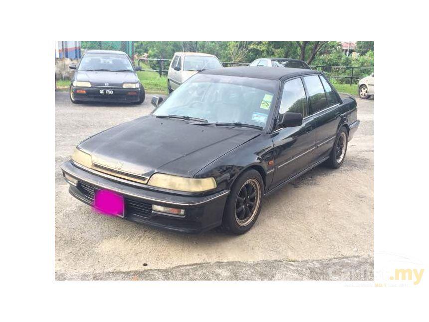 Honda civic 1990 exi 1 6 in selangor manual sedan others for 1990 honda civic motor