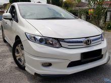 2013 Honda Civic 1.5 (A) HYBRID FULL BODYKITS