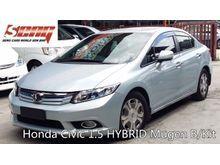 2014 Honda Civic 1.5 HYBRID Mugen