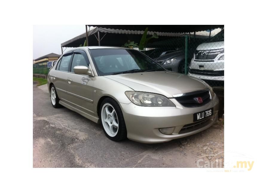 honda civic 2004 i vtec 2 0 in kuala lumpur automatic. Black Bedroom Furniture Sets. Home Design Ideas