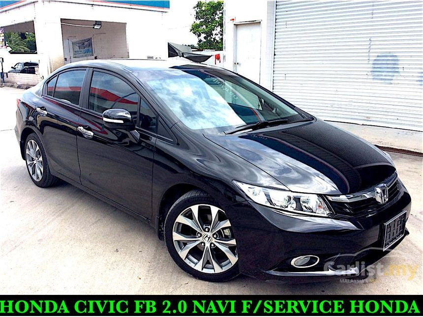 honda civic 2013 navi i vtec 2 0 in selangor automatic. Black Bedroom Furniture Sets. Home Design Ideas