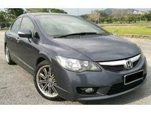 2012 Honda Civic 1.8L I-VTEC FULL SPEC (A) TIP TOP LIKE NEW