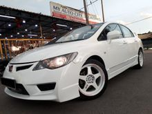 Honda Civic 1.8 A 0 DP TYPE R BODYKIT TIPTOP CONDITION