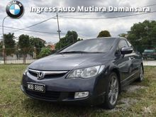 2008 Honda Civic 2.0 S Sedan DIRECT DEAL WITH OWNER
